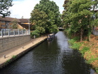 canal in Woking